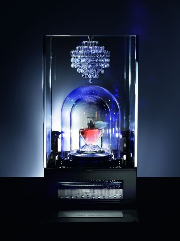 Lancome teams up with Baccarat crystal